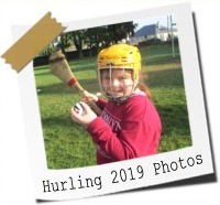 Click here to see photos of the children hurling