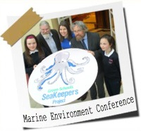 Click here to see photos from the Marine Environment Conference in Galway