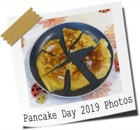 Click here to see photos from the recent pancake day